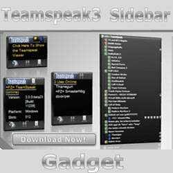 Teamspeak Sidebar Gadget Download